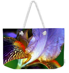 Wildly Colorful Weekender Tote Bag