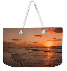 Wildwood Beach Sunrise II Weekender Tote Bag