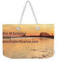 Wildwood Sunset Weekender Tote Bag