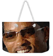 Will Smith Portrait Weekender Tote Bag