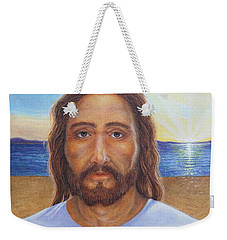 Will You Follow Me - Jesus Weekender Tote Bag