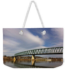 Williamstown Wv My Hometown Weekender Tote Bag