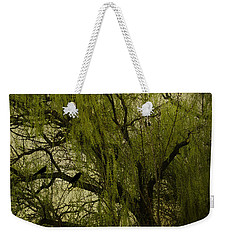 Willow Tree Weekender Tote Bag