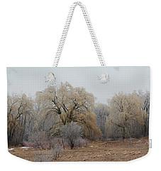 Willow Trees Iced Weekender Tote Bag