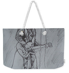 Willy Deville - Steady Drivin' Man Weekender Tote Bag