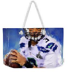 Wilson Winner Weekender Tote Bag by Lourry Legarde
