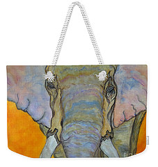 Wind And Fire - Fine Art Painting Weekender Tote Bag