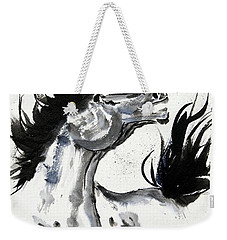 Wind Fire Weekender Tote Bag by Bill Searle