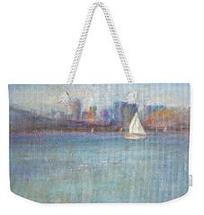 Wind In My Sails Weekender Tote Bag