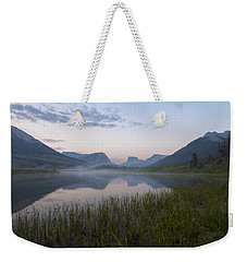 Wind River Morning Weekender Tote Bag