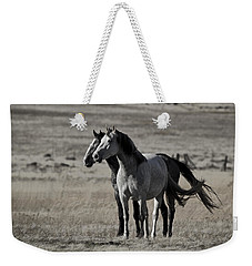 Windblown Weekender Tote Bag by Wes and Dotty Weber