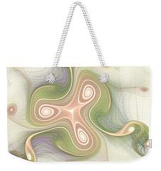 Winding Weekender Tote Bag