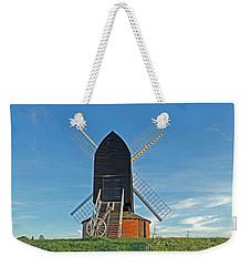 Windmill At Brill Weekender Tote Bag