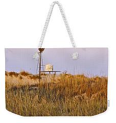 Windmill At Dusk 2011 Weekender Tote Bag