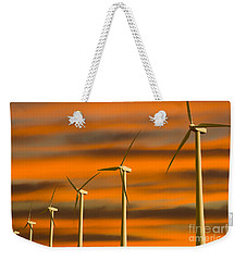 Windmill Farm Weekender Tote Bag