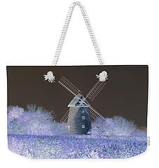Windmill In A Purple Haze Weekender Tote Bag