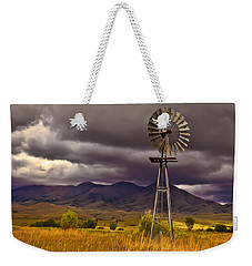 Windmill Weekender Tote Bag by Robert Bales