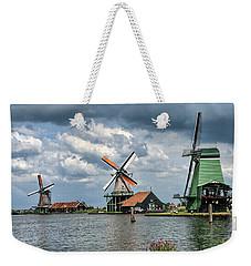 Windmill Trio Weekender Tote Bag