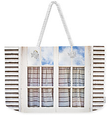 Window Frame Weekender Tote Bag