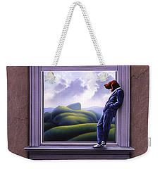 Window Of Dreams Weekender Tote Bag by Jerry LoFaro