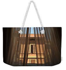 Window On Rome Weekender Tote Bag