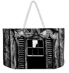 Window Pane Weekender Tote Bag