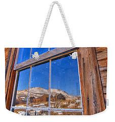 Window To Bodie Weekender Tote Bag