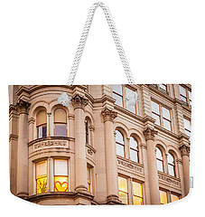 Window To My Heart Weekender Tote Bag by Melinda Ledsome