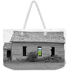 Window To The Future Weekender Tote Bag