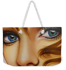 Window To The Soul Weekender Tote Bag