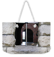 Window Watcher Weekender Tote Bag