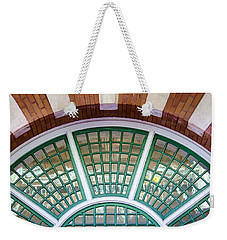 Windows Of Ybor Weekender Tote Bag