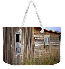 Weekender Tote Bag featuring the photograph Windows On The World by Gordon Elwell
