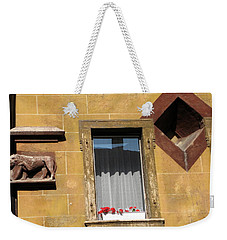 Windows To Budapest Weekender Tote Bag