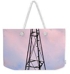Weekender Tote Bag featuring the photograph Windpump by Brian Wallace