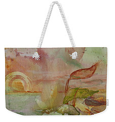Windswept Weekender Tote Bag by Robin Maria Pedrero