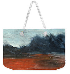 Windy Beach Weekender Tote Bag by Jani Freimann