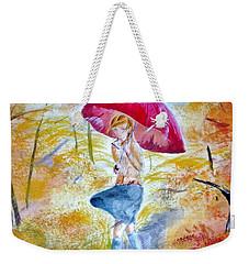 Windy Day Weekender Tote Bag