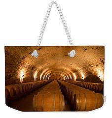 Wine Cellar Weekender Tote Bag