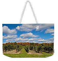 Wine In Waiting Weekender Tote Bag