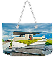 Winery Modernism Weekender Tote Bag