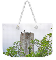 Wing And A Prayer Weekender Tote Bag