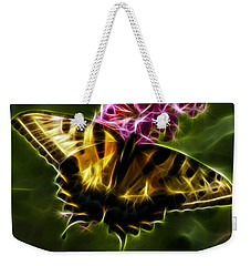 Winged Beauty Weekender Tote Bag by Joann Copeland-Paul