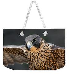 Winged Portrait Weekender Tote Bag