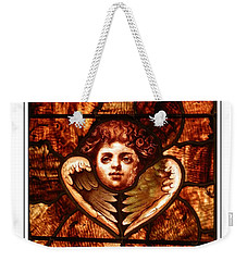 Wings Of An Angel Weekender Tote Bag