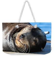 Wink Wink Weekender Tote Bag