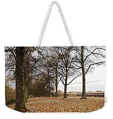 Winter Calling Weekender Tote Bag