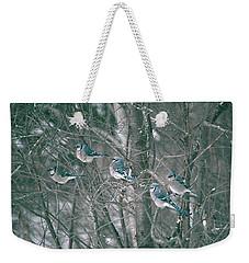 Winter Conference Weekender Tote Bag