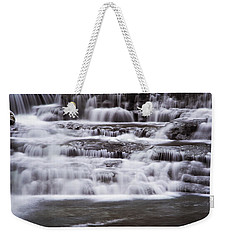 Winter Fall Weekender Tote Bag