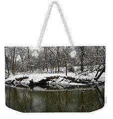 Winter Forest Series 2 Weekender Tote Bag